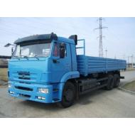 Бортовой автомобиль КАМАЗ-65117